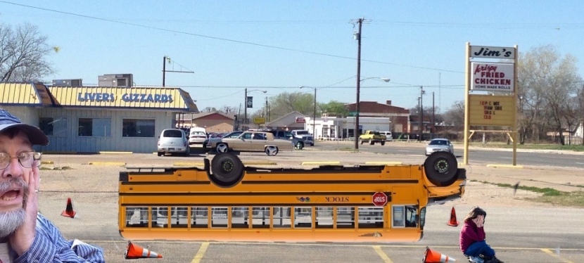 School Bus Driving 101: Training Wheels