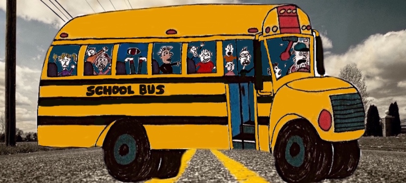 HELLIONS, MAYHEM & BRAKE FAILURE: My Life as a School Bus Driver